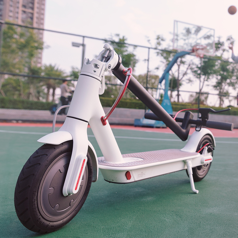 Эргономичность Xiaomi MiJia Smart Electric Scooter